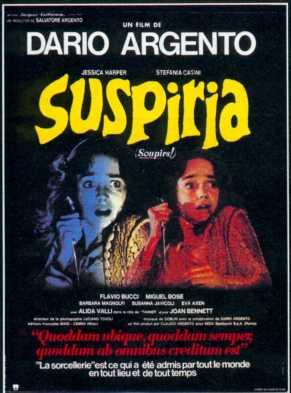SUSPIRIA