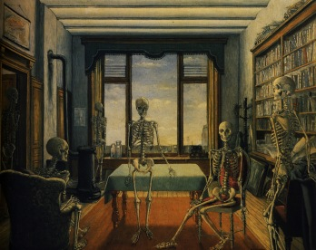 skeletons-in-an-office-1944