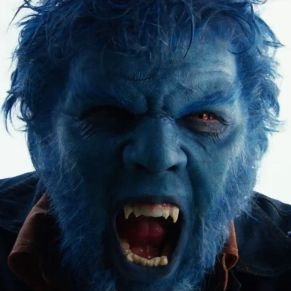 X-Men-Days-of-Future-Past-Trailer-Nicholas-Hoult-Blue-Beast